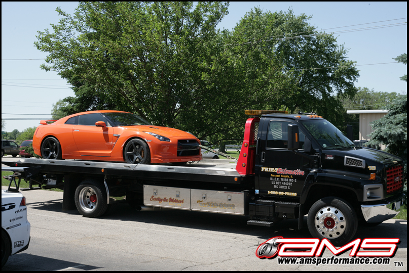 AMS%20Performance%20Agen%20Orange%20SR850%20Nissan%20GT R%20build0527201002 Zeus' WILD GT R aka AMS Operation Agent Orange build update #5