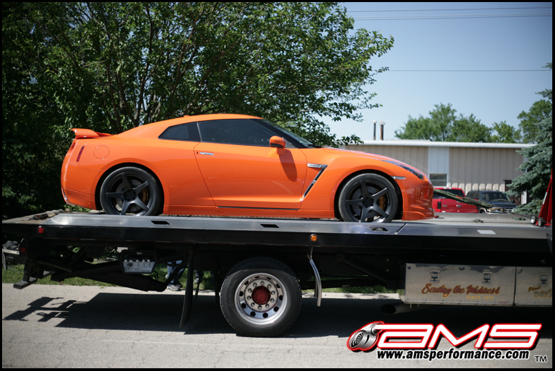 AMS%20Performance%20Agen%20Orange%20SR850%20Nissan%20GT R%20build0527201003 Zeus' WILD GT R aka AMS Operation Agent Orange build update #5
