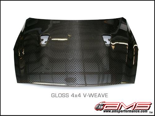 *AMS Product Release*  AMS Nissan GT-R Carbon Fiber Hood