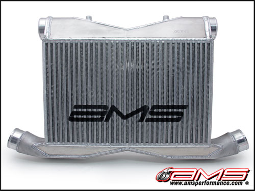 *Product Release*  AMS Alpha R35 GT-R Race Front Mount Intercooler