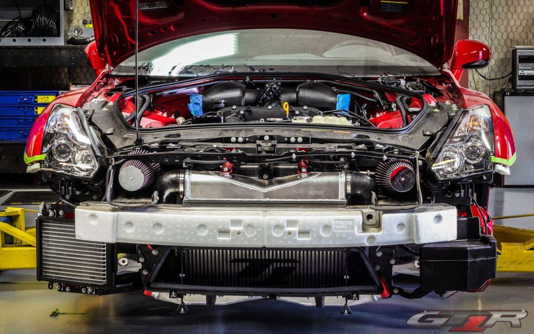 Alpha 12 GT1R by T1 Race Development