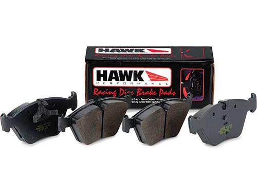 Hawk 08+ Subaru STI HP Street Plus Brake Pads (Rear)