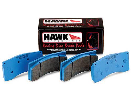 Hawk 08+ Subaru STI  Blue 9012 Motorsport Compound (Front)