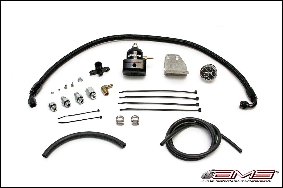 AMS Mitsubishi Lancer Ralliart Fuel Pressure Regulator Kit