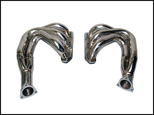 EVOMS Porsche 996 Carrera Sport Headers