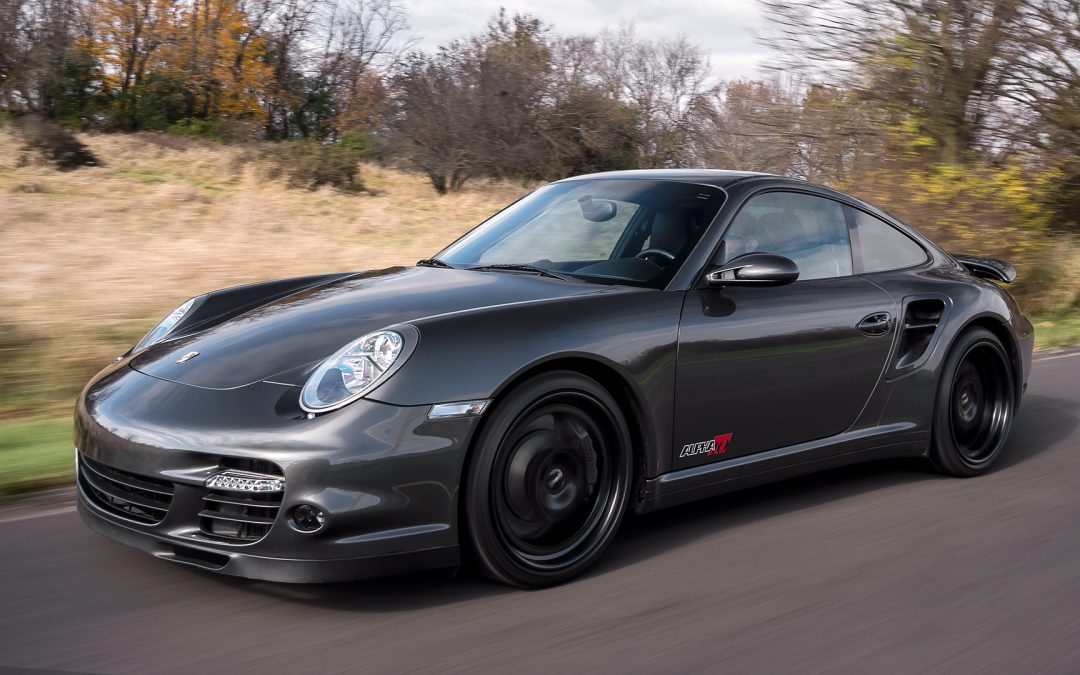 Alpha 9 Porsche 997TT Performance Package & Products