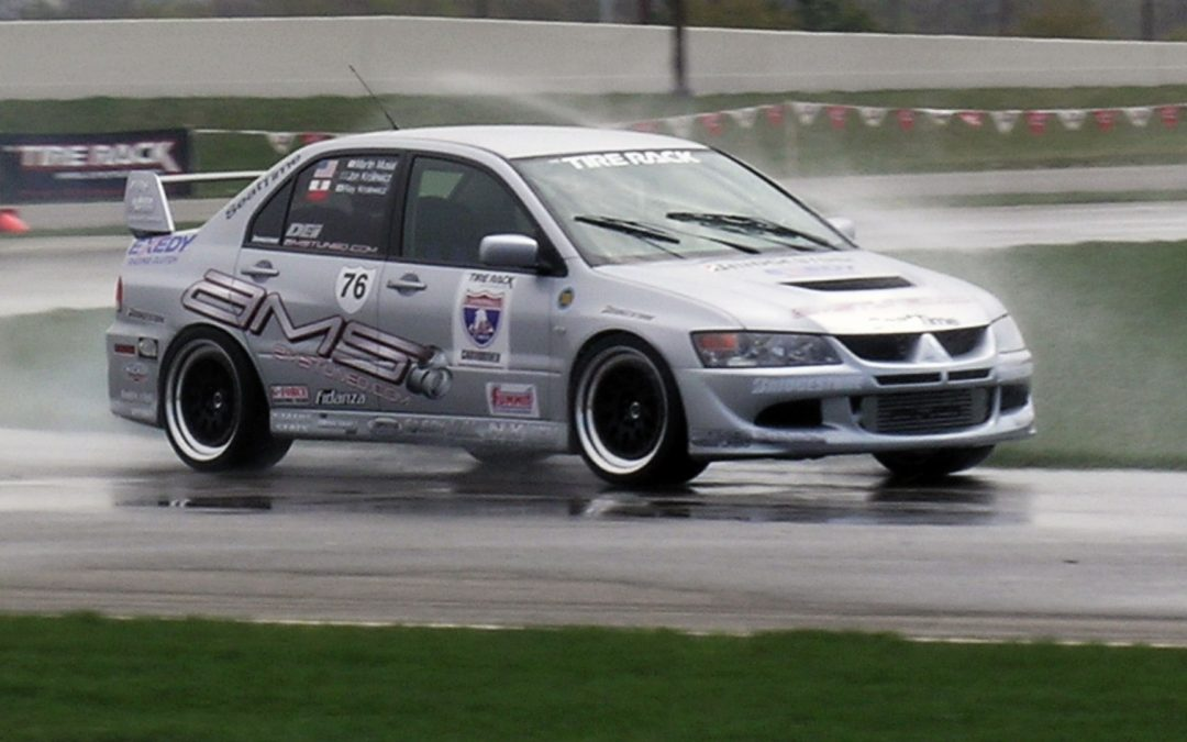 #TBT: AMS Drag EVO 2nd Place Finish At One Lap Of America 2005