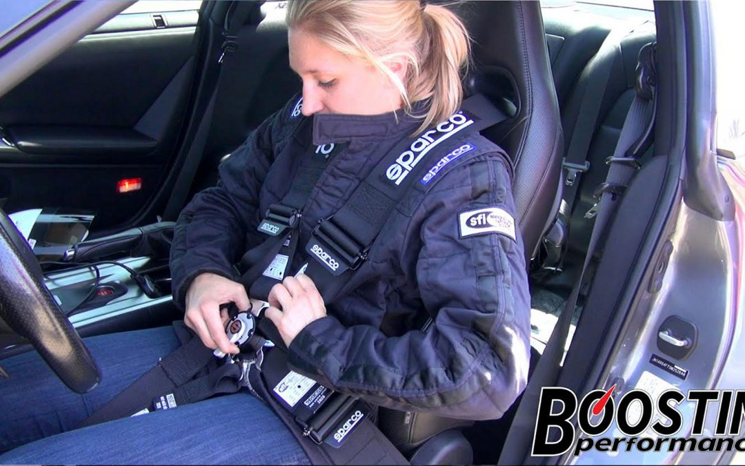 Kristin of Boostin' Performance Runs 8.63 @ 161mph in her daily driven GT-R!