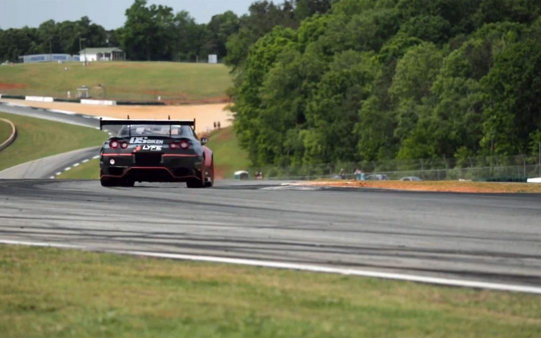 LYFE Motorsport Alpha 10 GT-R takes GTA Unlimited Pro WIN at Road Atlanta!