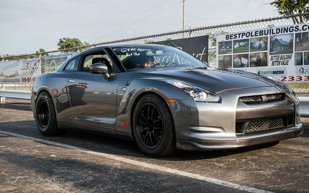 Ivey Tune Alpha 16 R35 GTR Earns It's Place In The 7 Second Club