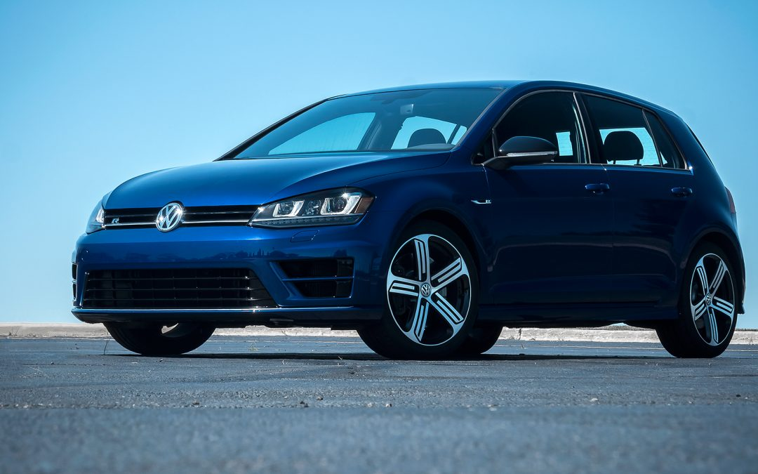 AMS Performance Volkswagen Golf R Parts COMING SOON!