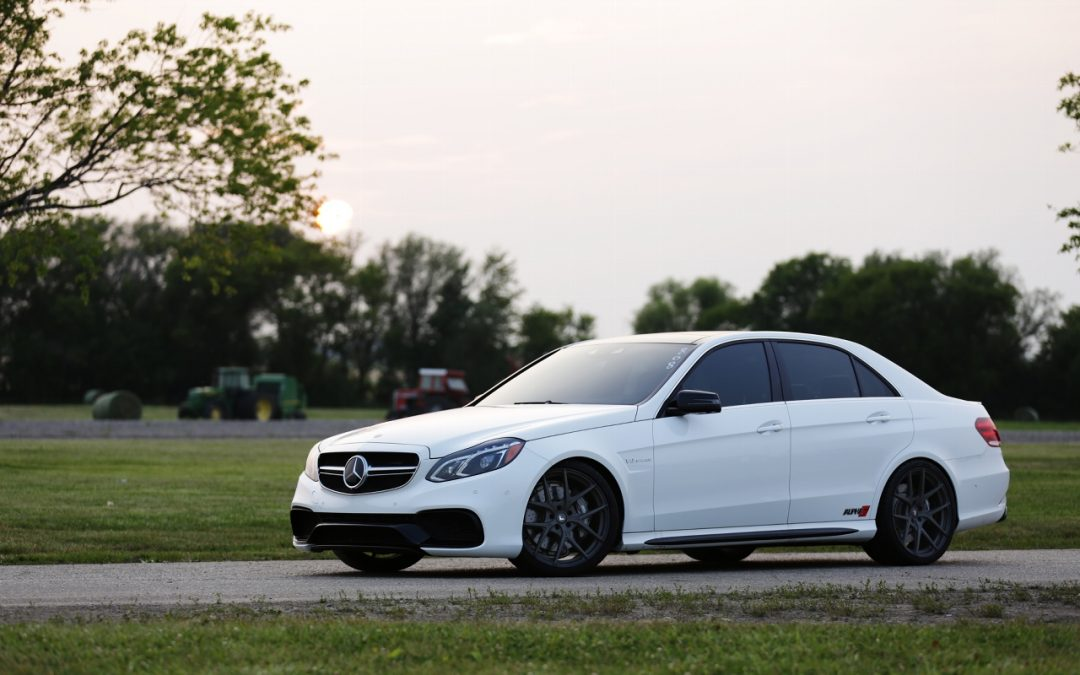 Alpha 9 E63 AMG 4Matic
