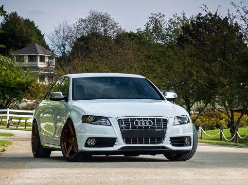 Alpha Audi S4