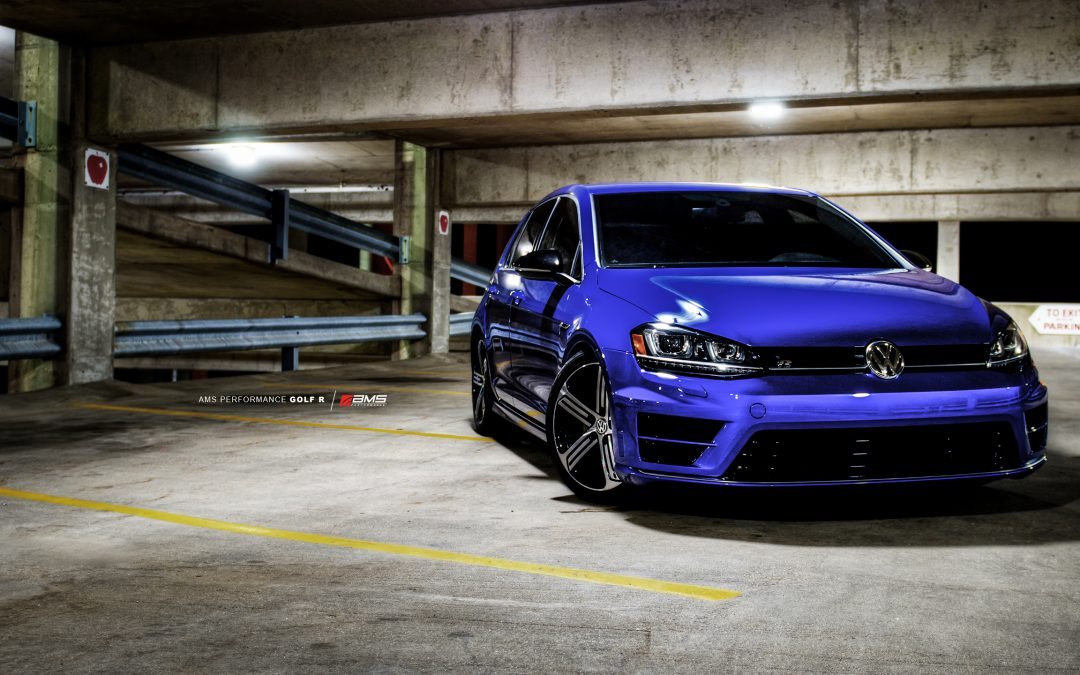 AMS Performance MKVII Golf R