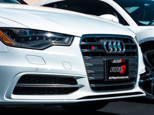 Alpha Audi S6