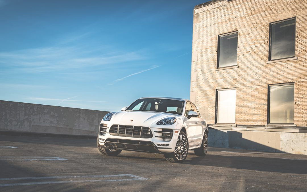 Alpha Porsche Macan Performance