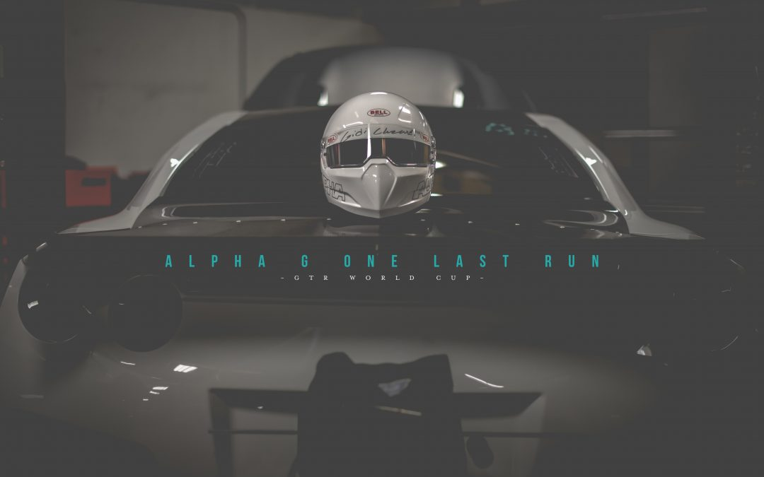 Alpha G One Last Run