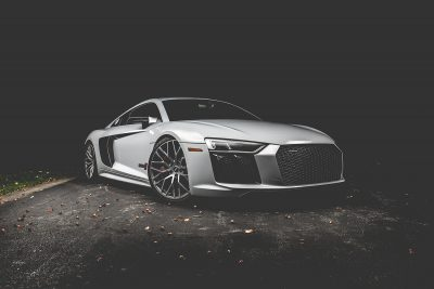audi R8 twin turbo kit mods upgrade