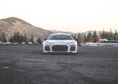 The AMS Audi R8