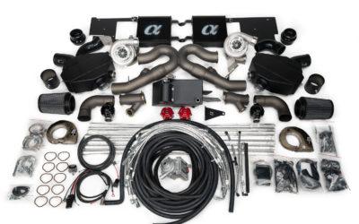 The Alpha V10 Turbo Kit