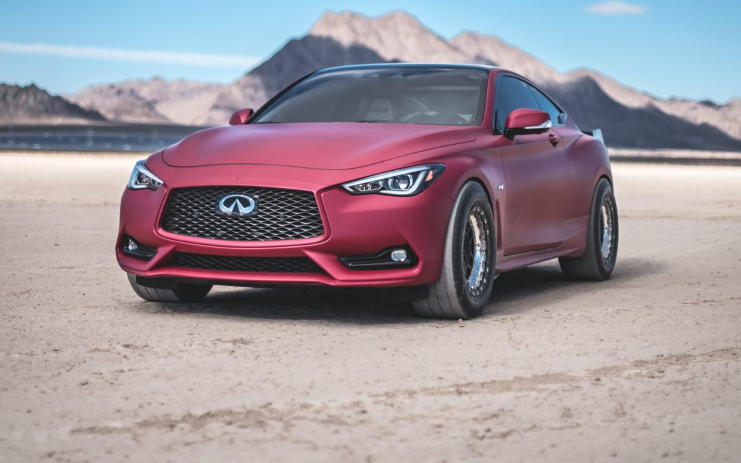 HOW TO: Convert your INFINITI Q50 or Q60 to run on E85 Flex Fuel