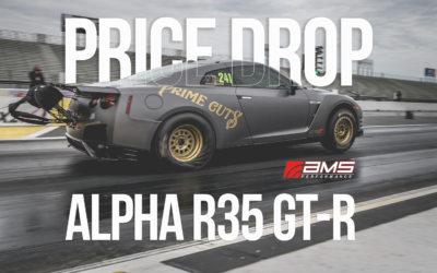 Alpha R35 GT-R Price Drop