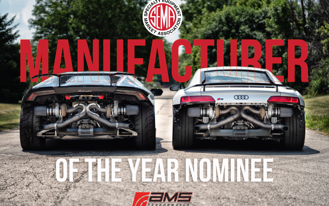 SEMA Manufacturer of the Year Nominee