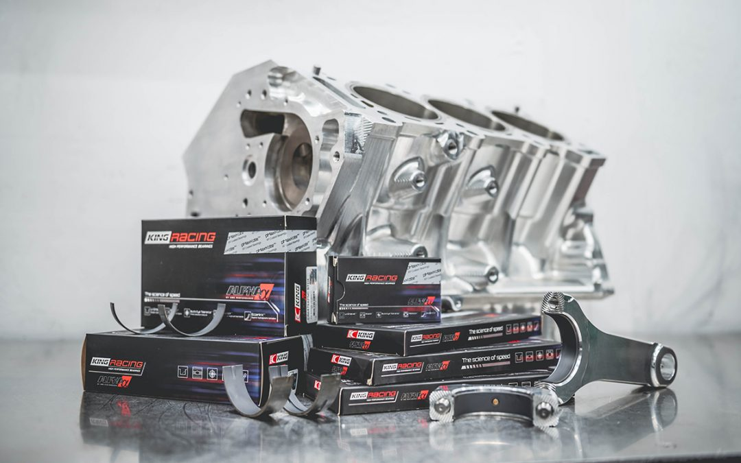King & AMS: The Ultimate Race Bearings